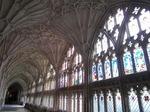 グロスター大聖堂・ステンドグラス